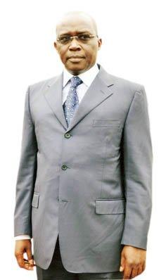 Le President du Conseil Economique et Social du Senegal